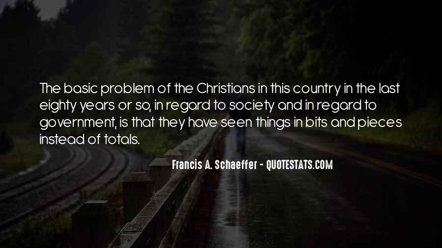 Politics And Christianity Quotes #1089213