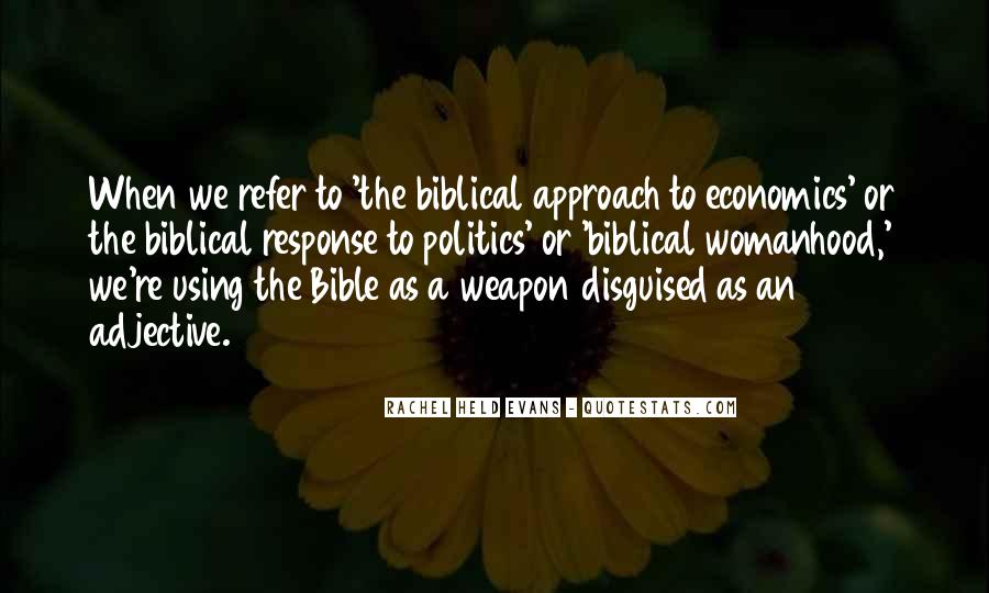 Politics And Christianity Quotes #1298655