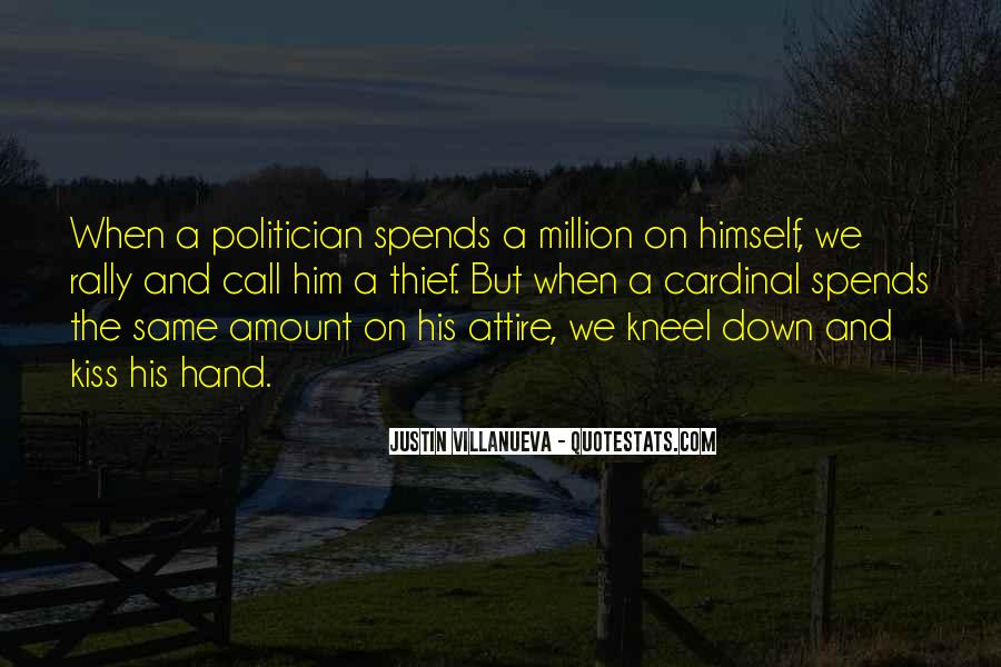 Politics And Christianity Quotes #71962