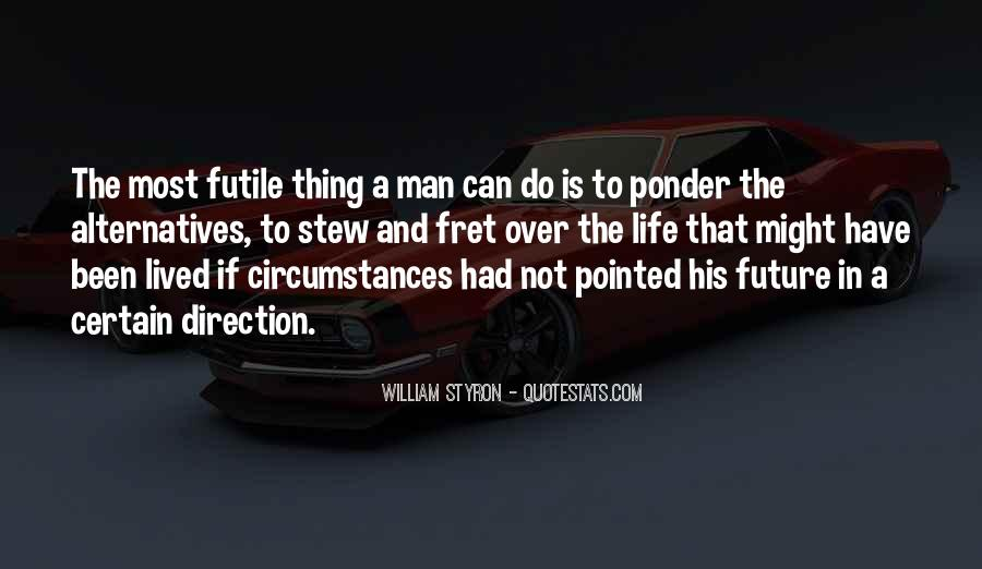 Ponder On This Quotes #53007