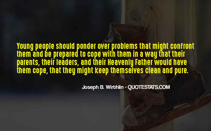 Ponder On This Quotes #80846
