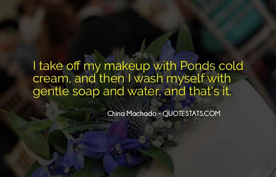 Ponds Cream Quotes #1384235