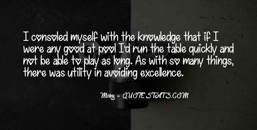 Pool Table Quotes #751677