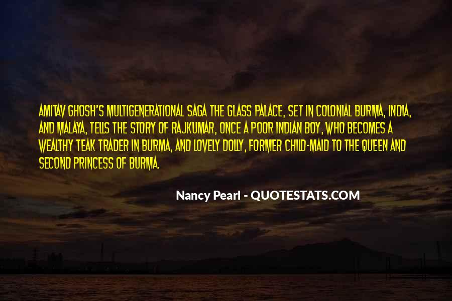 Poor And Wealthy Quotes #1575872