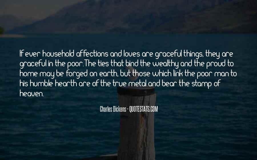 Poor And Wealthy Quotes #1710977