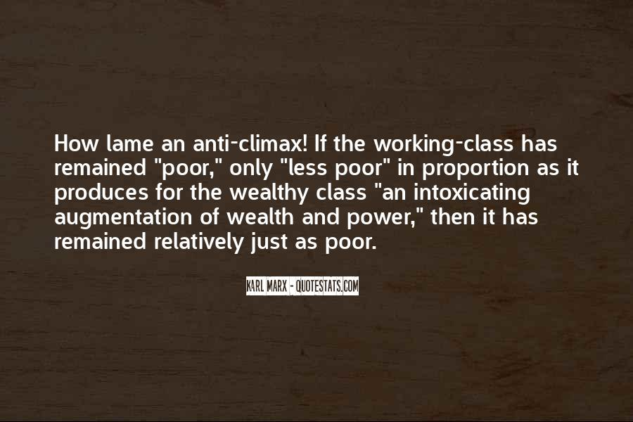 Poor And Wealthy Quotes #332805