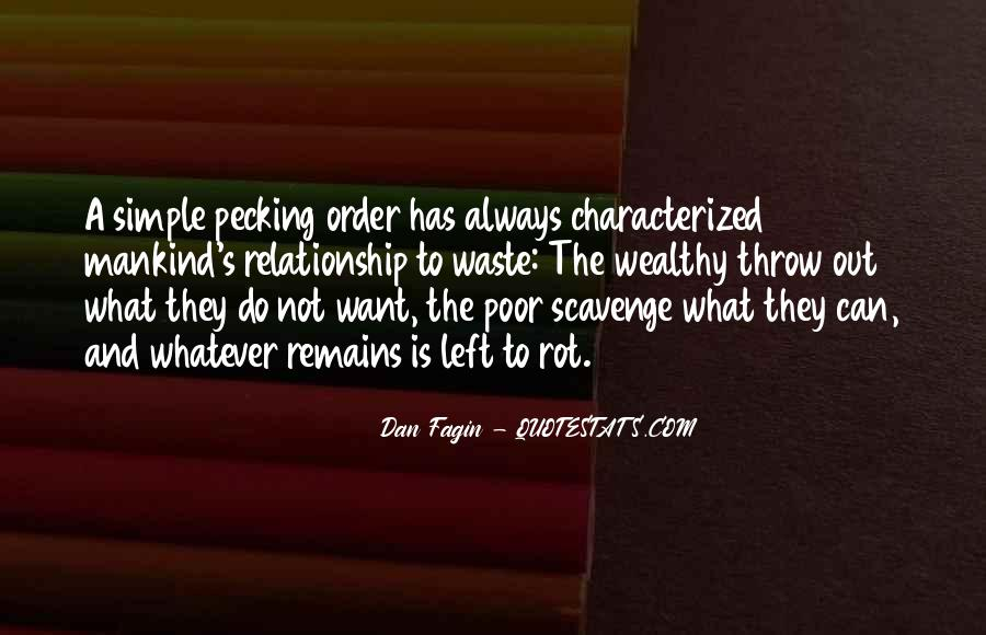 Poor And Wealthy Quotes #634295