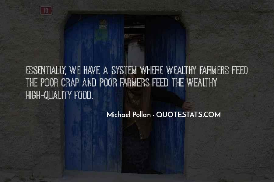 Poor And Wealthy Quotes #706575