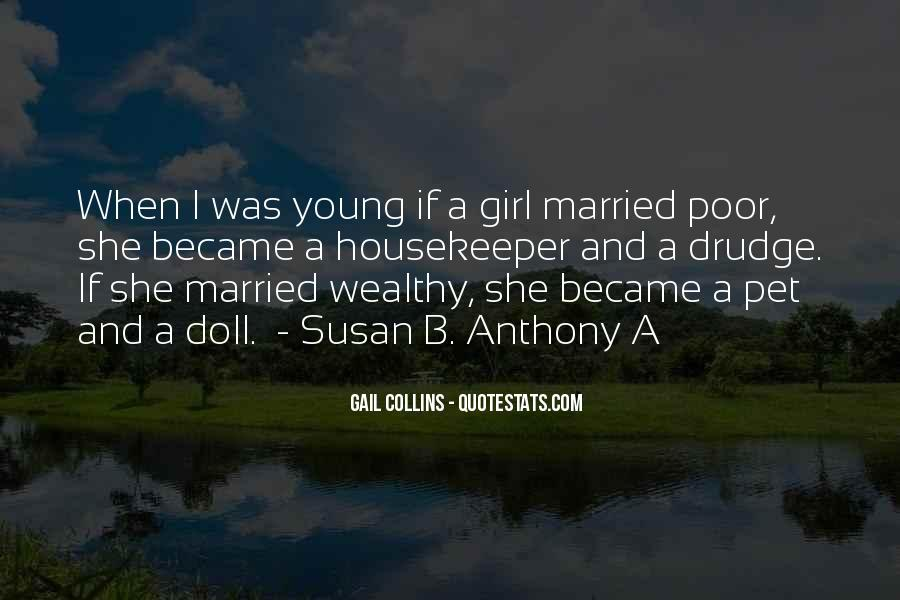 Poor And Wealthy Quotes #798299