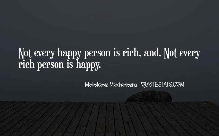 Poor And Wealthy Quotes #802057