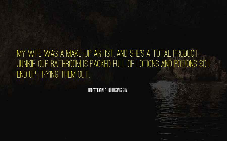 Pop Art Artist Quotes #12334