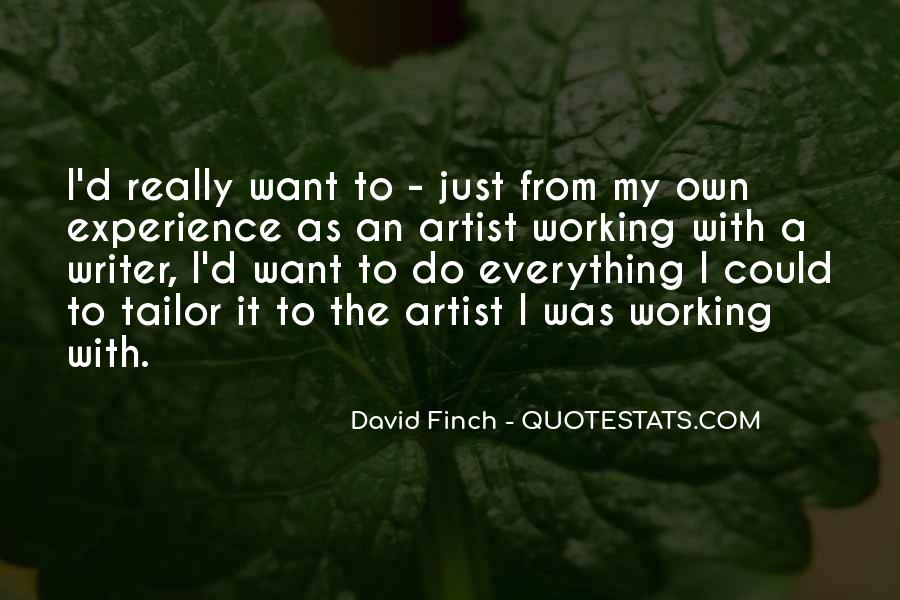 Pop Art Artist Quotes #13657