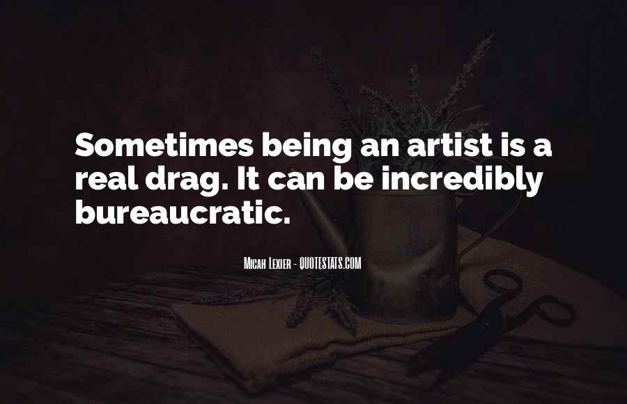 Pop Art Artist Quotes #13983