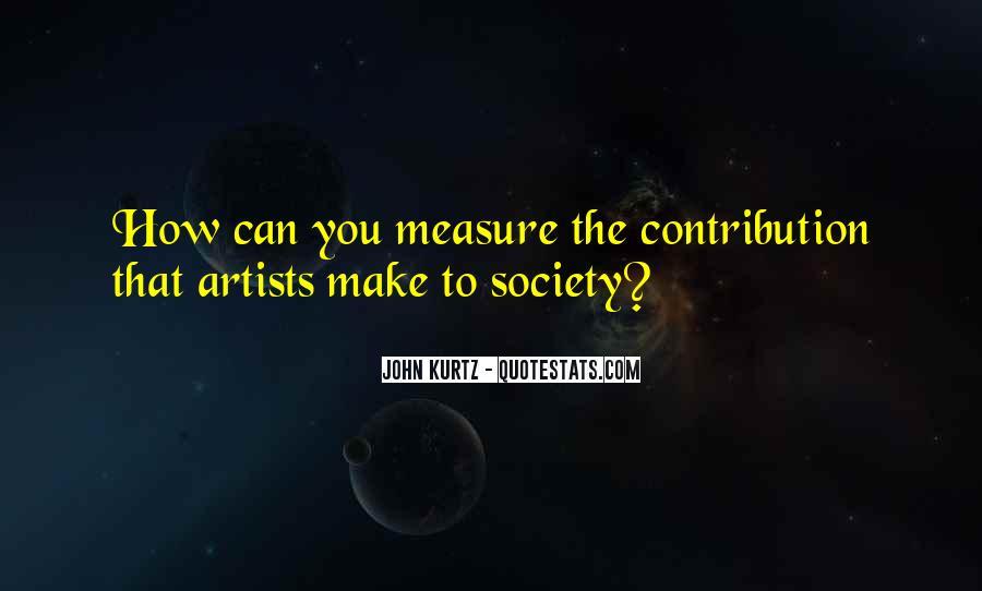 Pop Art Artist Quotes #14302