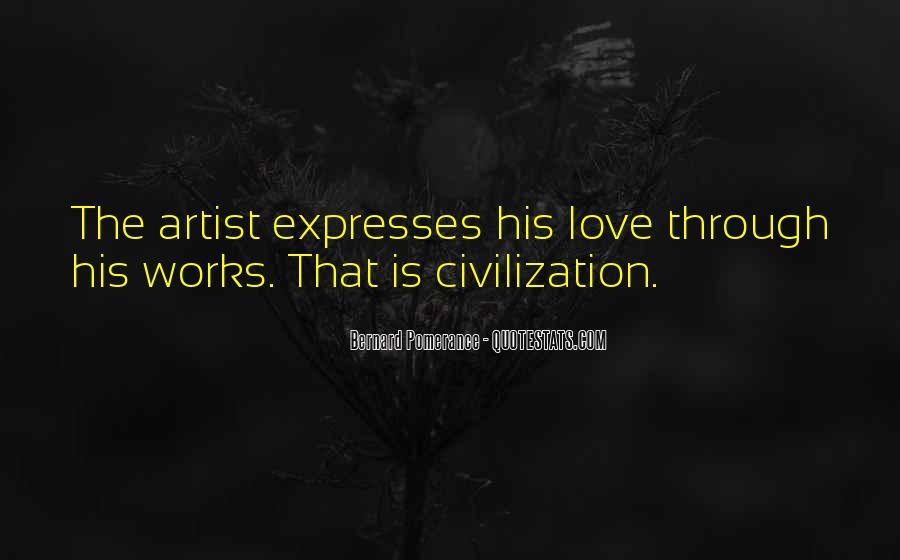 Pop Art Artist Quotes #15534
