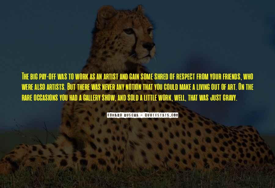 Pop Art Artist Quotes #15978