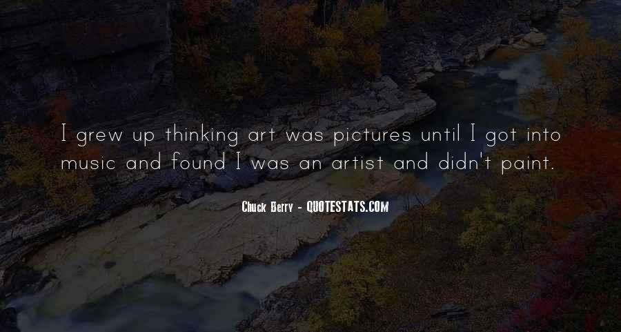 Pop Art Artist Quotes #19429