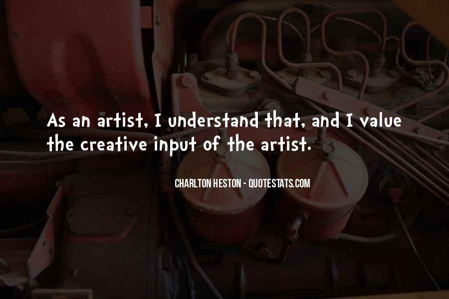 Pop Art Artist Quotes #19623