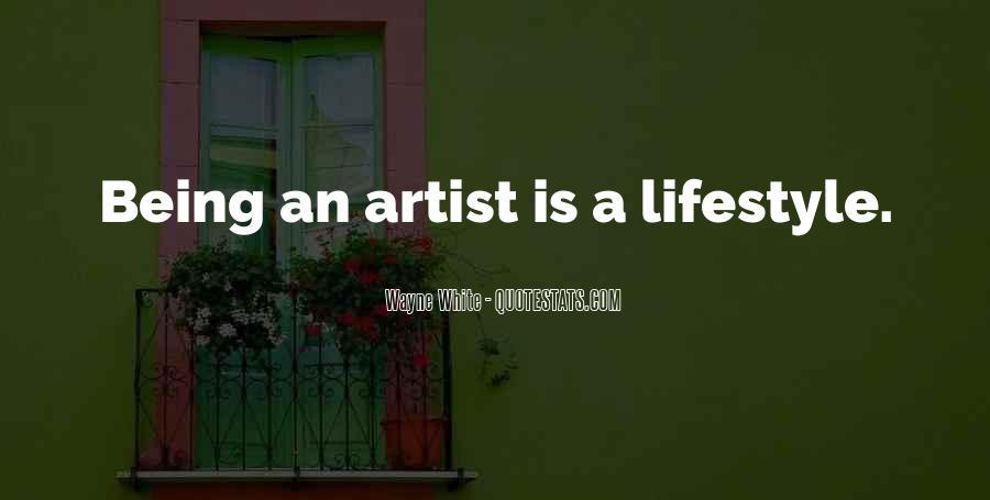 Pop Art Artist Quotes #2935