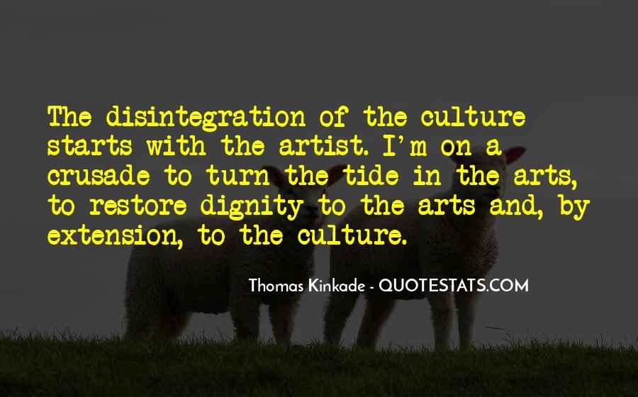 Pop Art Artist Quotes #6866