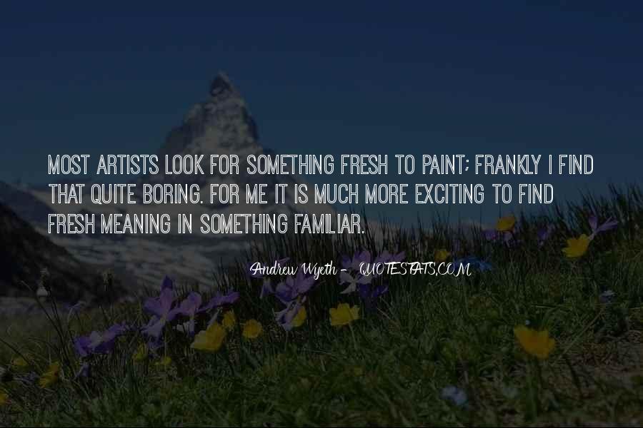 Pop Art Artist Quotes #7423