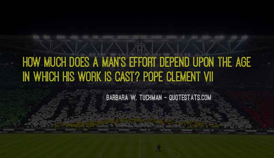 Pope Clement Vii Quotes #964947