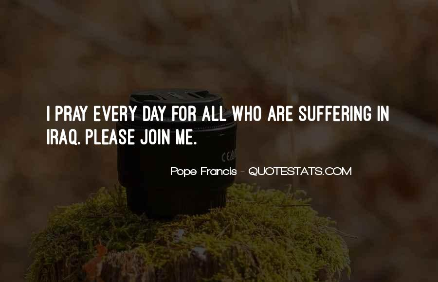 Pope Francis I Quotes #111613