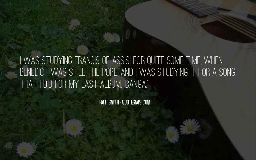 Pope Francis I Quotes #140475