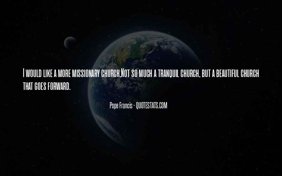 Pope Francis I Quotes #143137