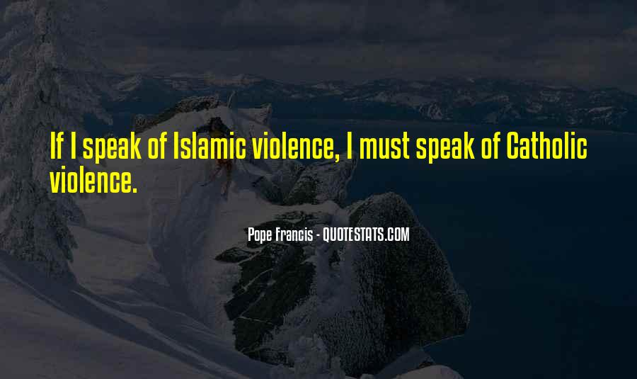 Pope Francis I Quotes #247628