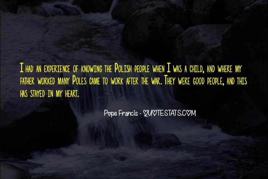 Pope Francis I Quotes #329368