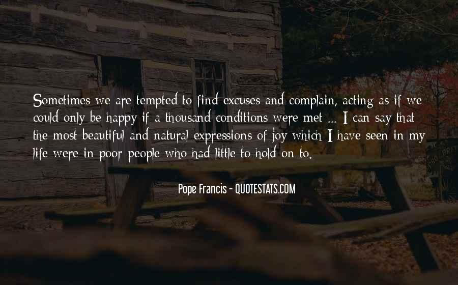Pope Francis I Quotes #499853