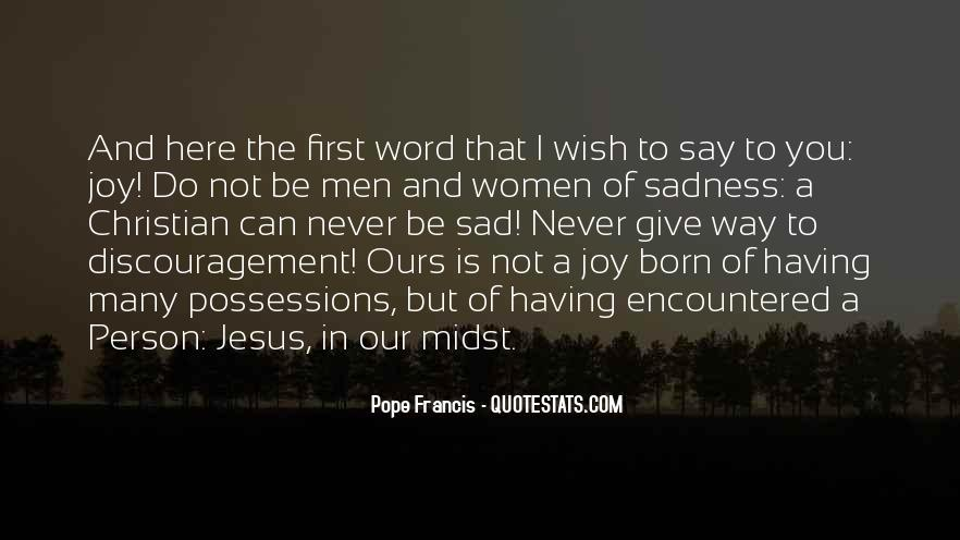 Pope Francis I Quotes #516043