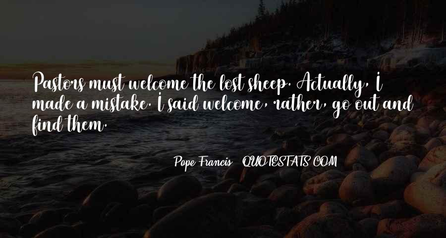 Pope Francis I Quotes #552563