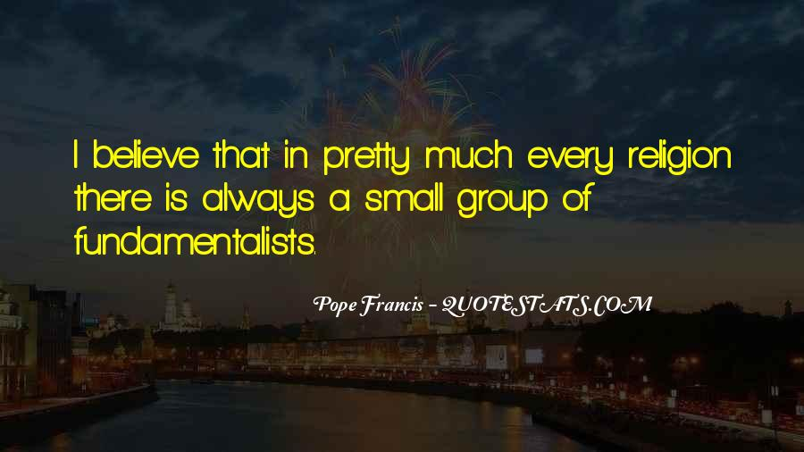 Pope Francis I Quotes #599184