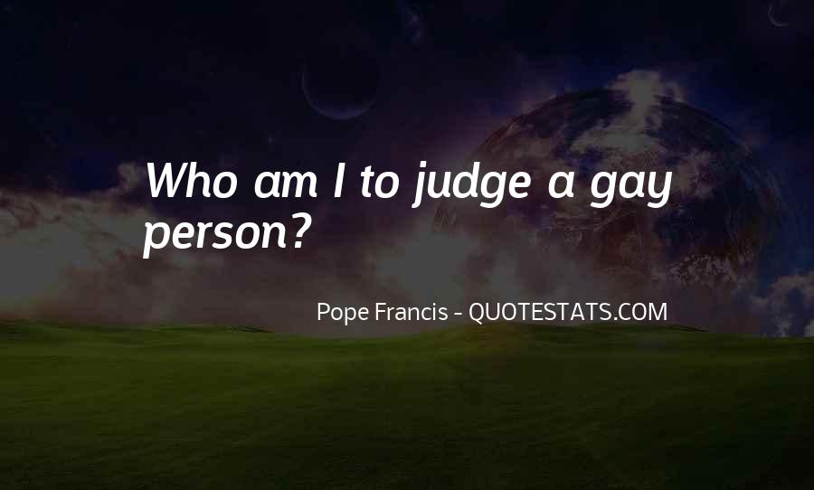 Pope Francis I Quotes #718291