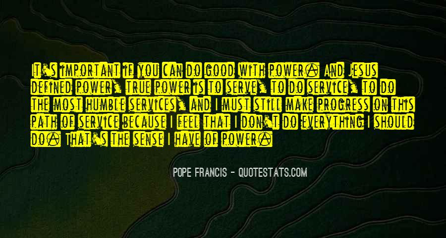 Pope Francis I Quotes #819580
