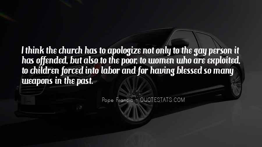 Pope Francis I Quotes #909225