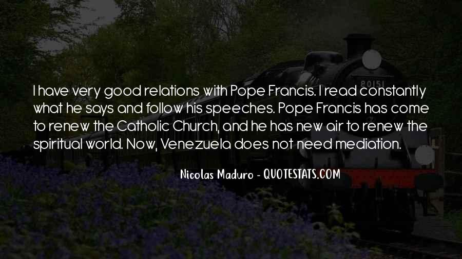 Pope Francis I Quotes #923969