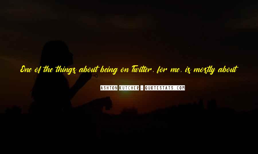 Quotes About Being Yourself Twitter #116847