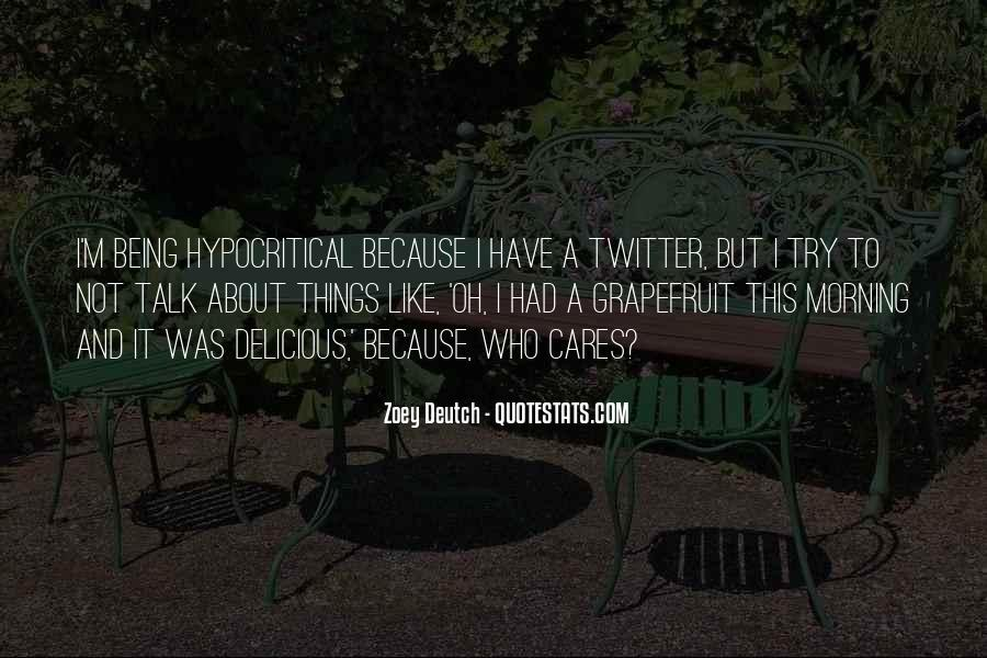 Quotes About Being Yourself Twitter #256024