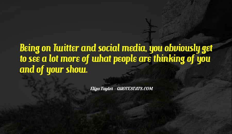Quotes About Being Yourself Twitter #355299