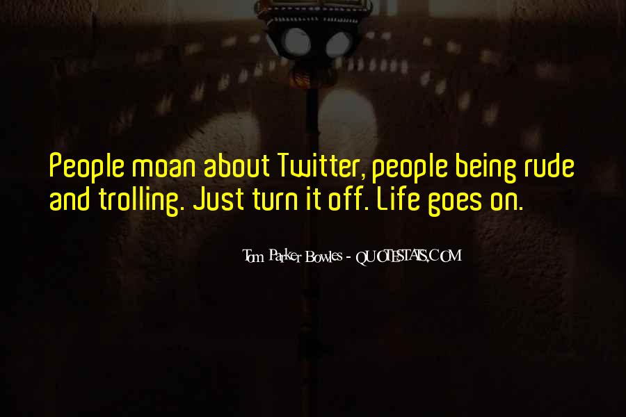 Quotes About Being Yourself Twitter #594583