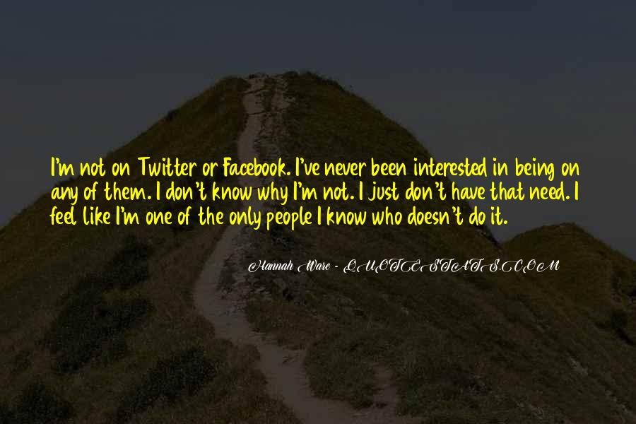 Quotes About Being Yourself Twitter #612395