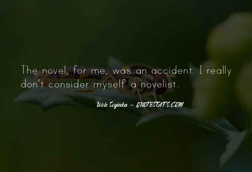 Quotes About Wole Soyinka #1217858