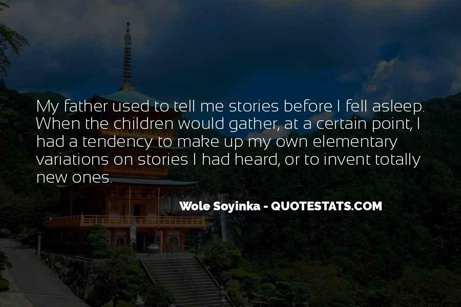 Quotes About Wole Soyinka #132692