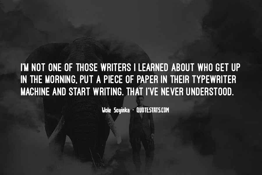 Quotes About Wole Soyinka #150042