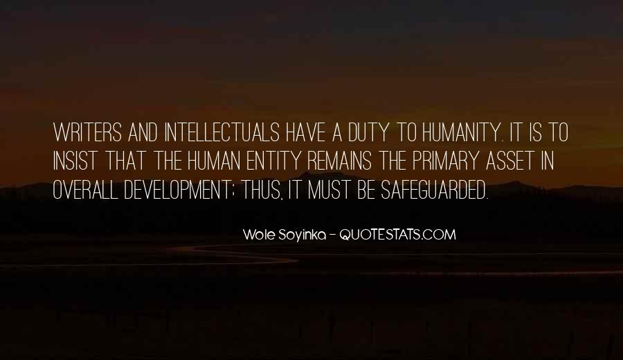 Quotes About Wole Soyinka #245514