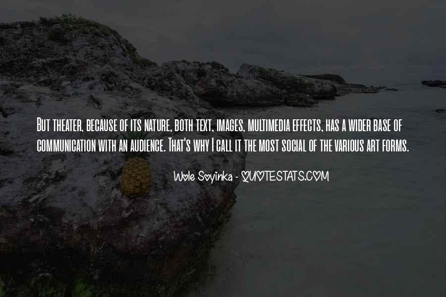 Quotes About Wole Soyinka #253470