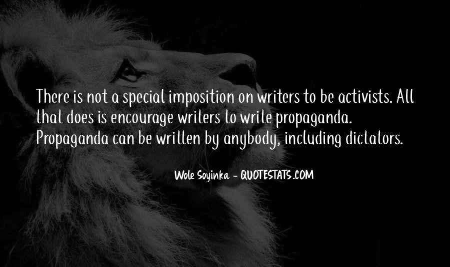 Quotes About Wole Soyinka #521420